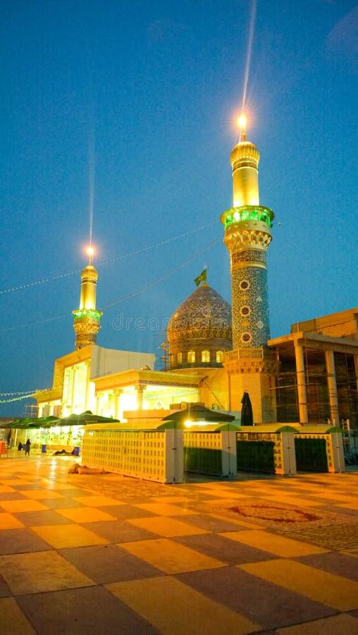 Il santuario di Syed Mohammed Sabba Al Dujail immagini stock libere da diritti