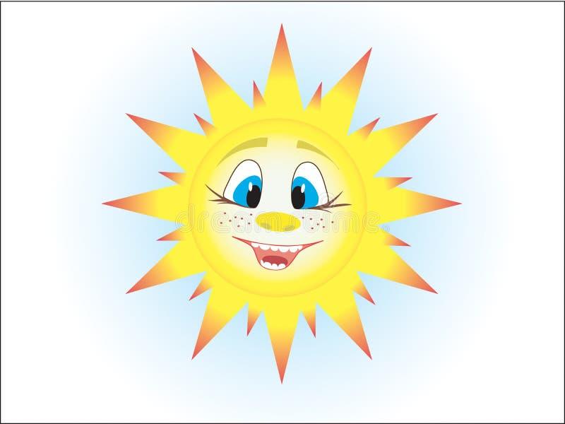Il sole immagini stock