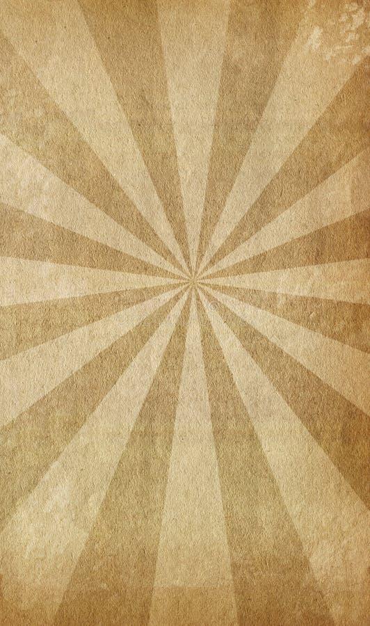 Il sole di Grunge rays la priorità bassa fotografia stock libera da diritti