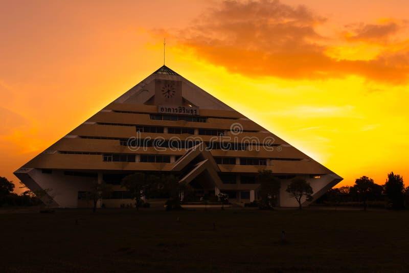 Il sole di sera fotografia stock libera da diritti
