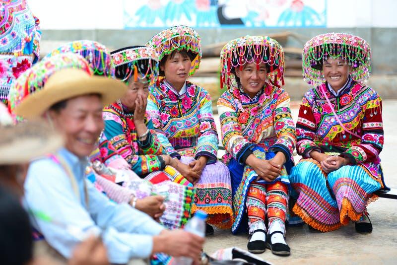 Il sorriso di colore in Cina