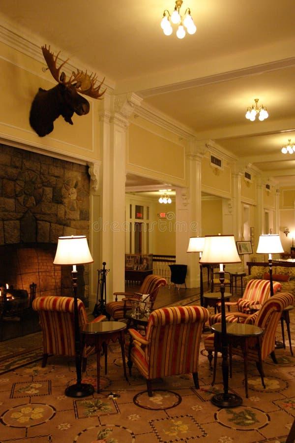 Il supporto Washington Hotel, Bretton Woods, U.S.A. fotografia stock libera da diritti