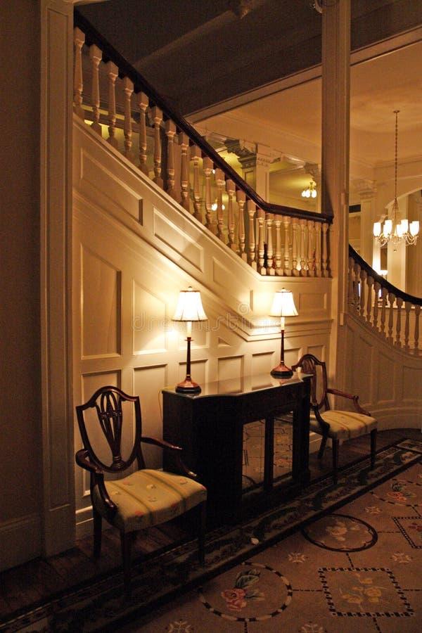 Il supporto Washington Hotel, Bretton Woods, U.S.A. immagine stock