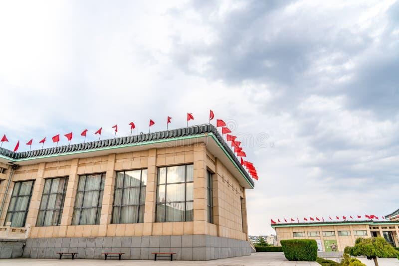 Il taihang h commemorativa dell'esercito di ottavo itinerario immagine stock