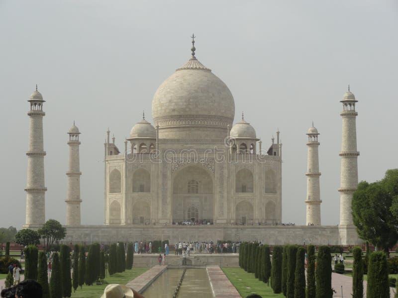 Il Taj Mahal fotografie stock