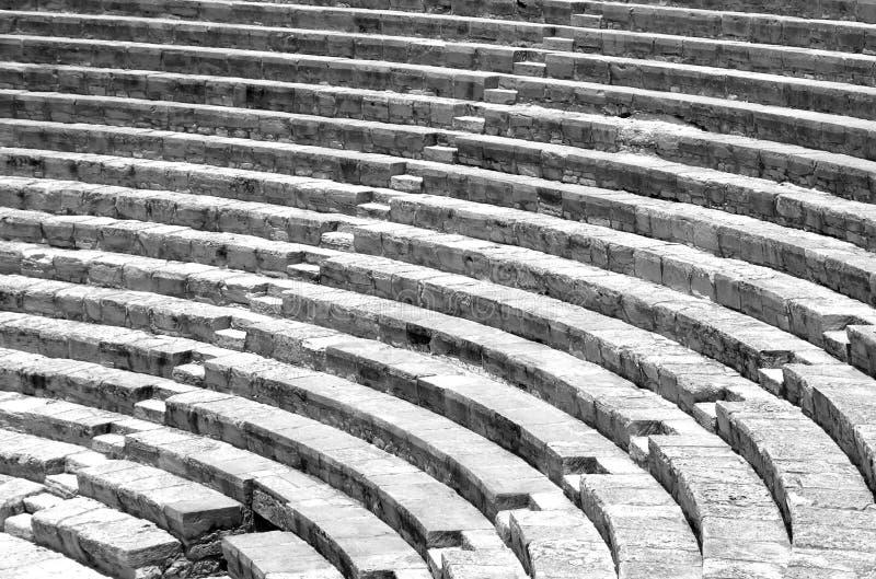 Il teatro antico immagine stock