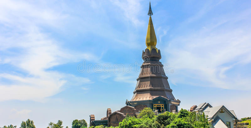 Il tempio fotografie stock libere da diritti
