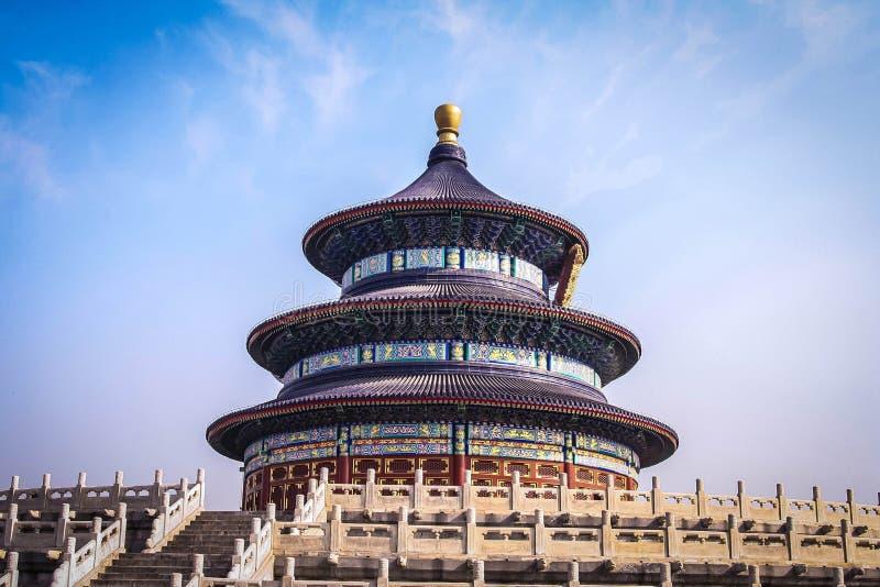 Download Il tempio del cielo immagine stock. Immagine di costruzione - 30829485