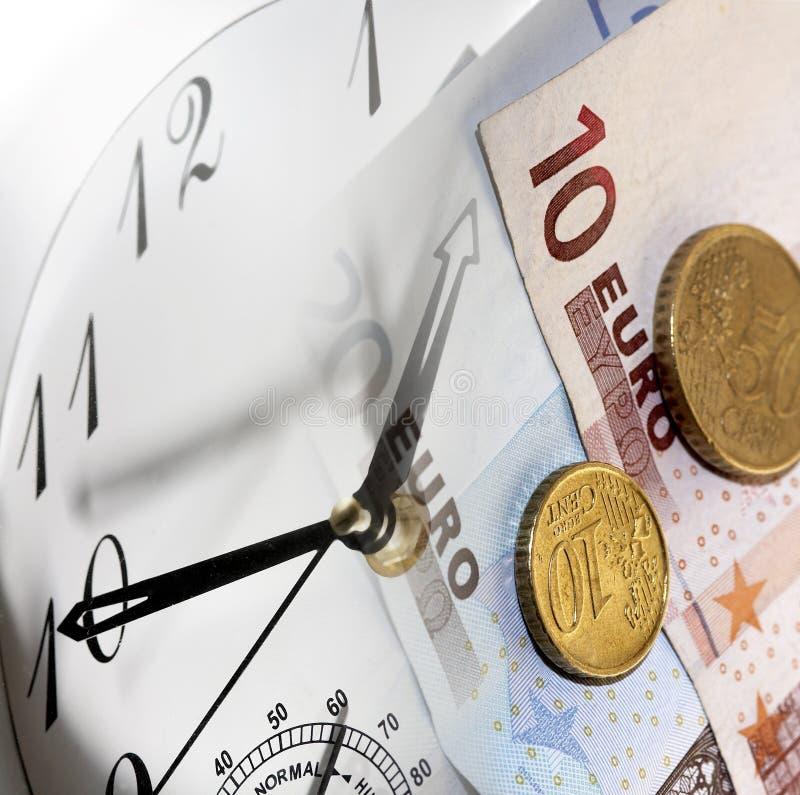 Download Il tempo è denaro fotografia stock. Immagine di secondi - 3876994