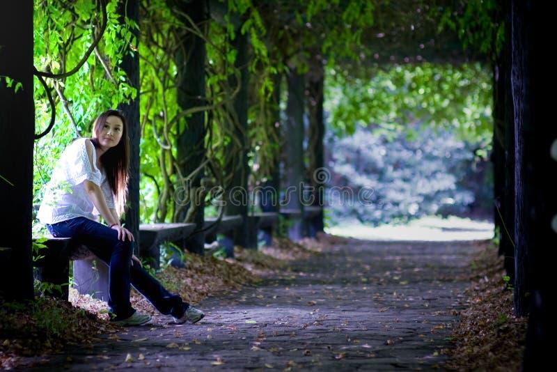 Il tempo libero in foresta