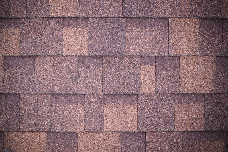 Il tetto di marrone copre il fondo e la struttura vignette immagini stock libere da diritti