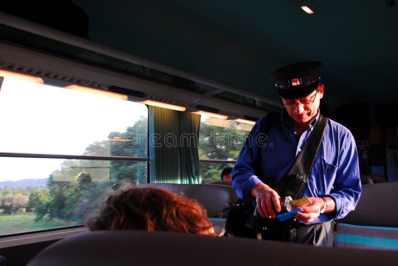 Il treno del TGV fotografie stock libere da diritti