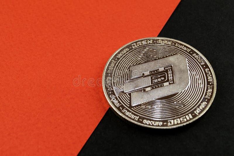 Il un poco ? un modo moderno dello scambio e questa valuta cripto ? mezzi di pagamento convenienti nel finanziario fotografia stock libera da diritti