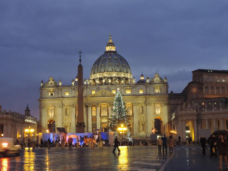 Il Vaticano immagini stock