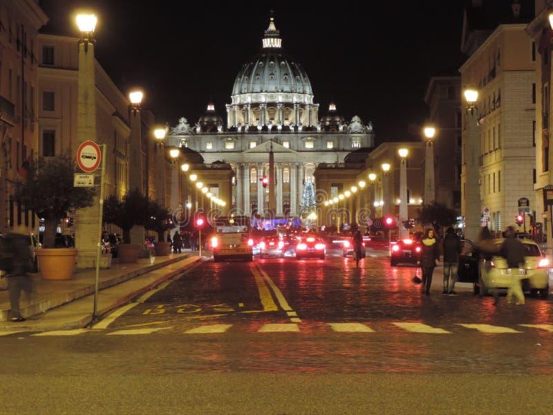Il Vaticano immagine stock