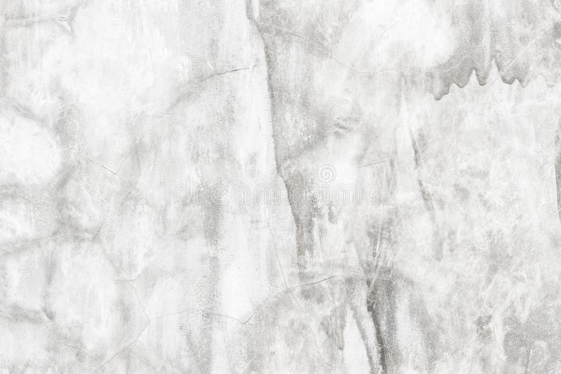Il vecchio lerciume ha strutturato il fondo della parete/fondo concreto bianco di struttura di vecchia struttura naturale della p fotografia stock