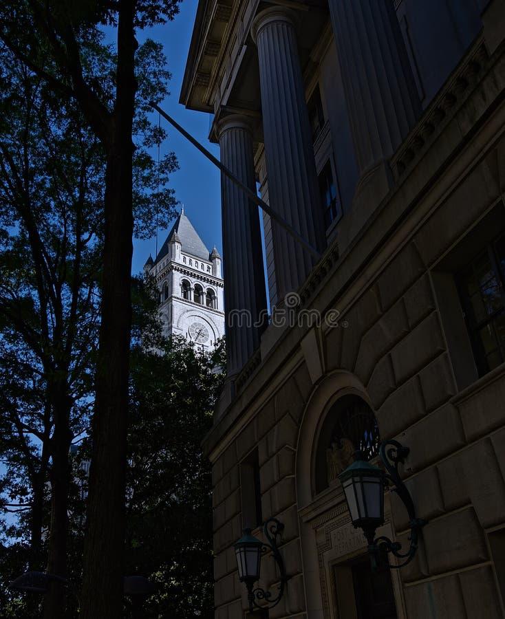 Il Vecchio Ufficio Postale Washington, D C, Immagine