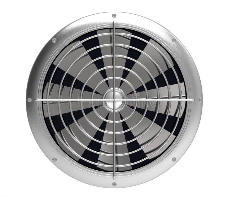 Il ventilatore royalty illustrazione gratis