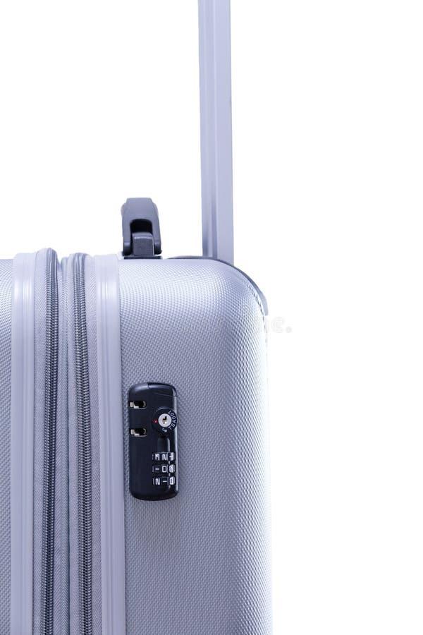 Il viaggio di TSA fissa una valigia fotografie stock libere da diritti