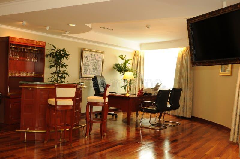 Il Vietnam: Stanze di Stylisch in Rex Hotel leggendario in Ho Chi Ming City fotografia stock