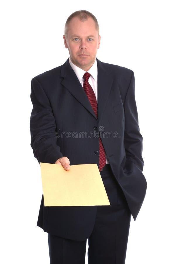 Il vostro contratto. immagini stock libere da diritti