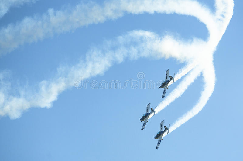 ILA Berlin Air Show-2014 stockbild