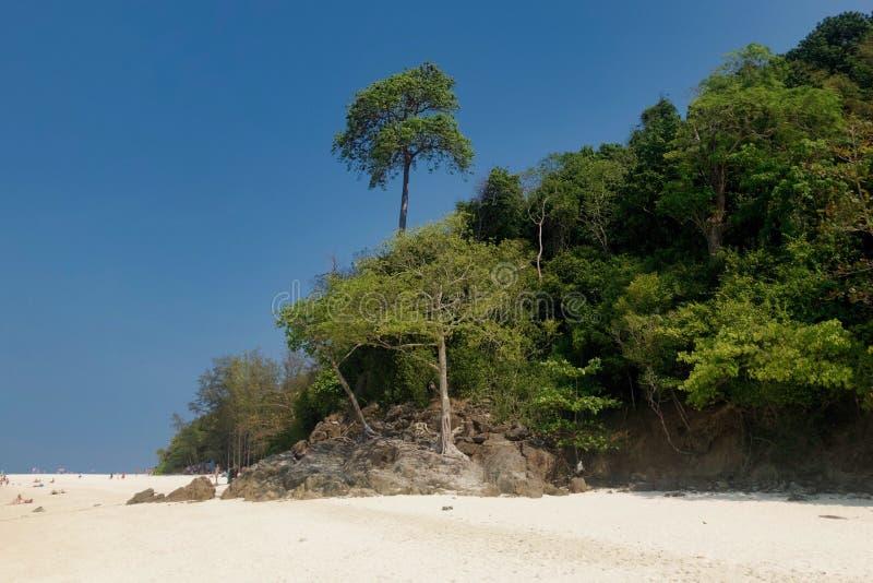Ile de la Province de Krabi, Thaïlande stock photo