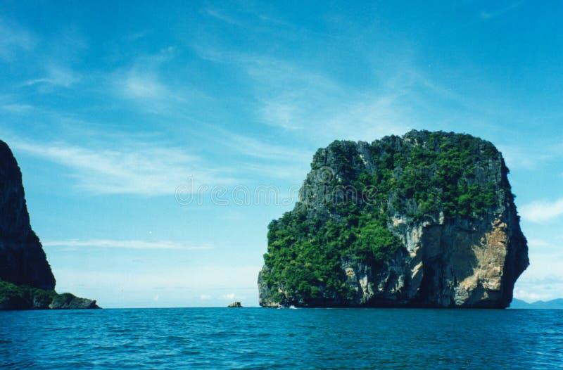 A ilha imagens de stock royalty free
