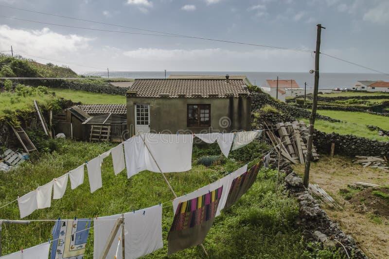 Ilha DAS Flores - Portugal image libre de droits
