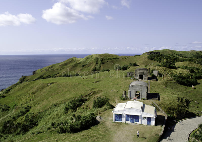 Ilha de Batanes foto de stock royalty free