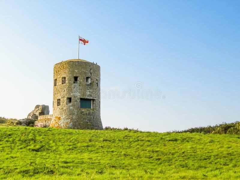 Ilha de Guernsey imagem de stock royalty free