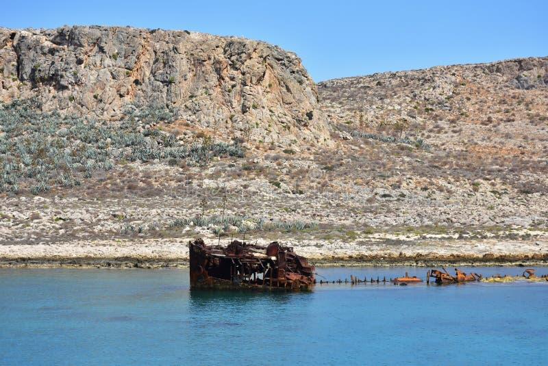 Ilha de Imeri Grandvousa imagem de stock