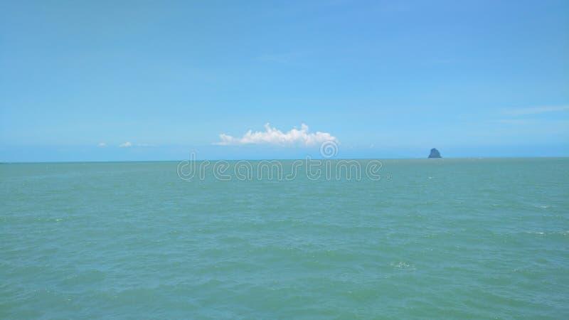 Ilha de Ko tao & x28; Tailândia & x29; mar Tailândia fotos de stock royalty free