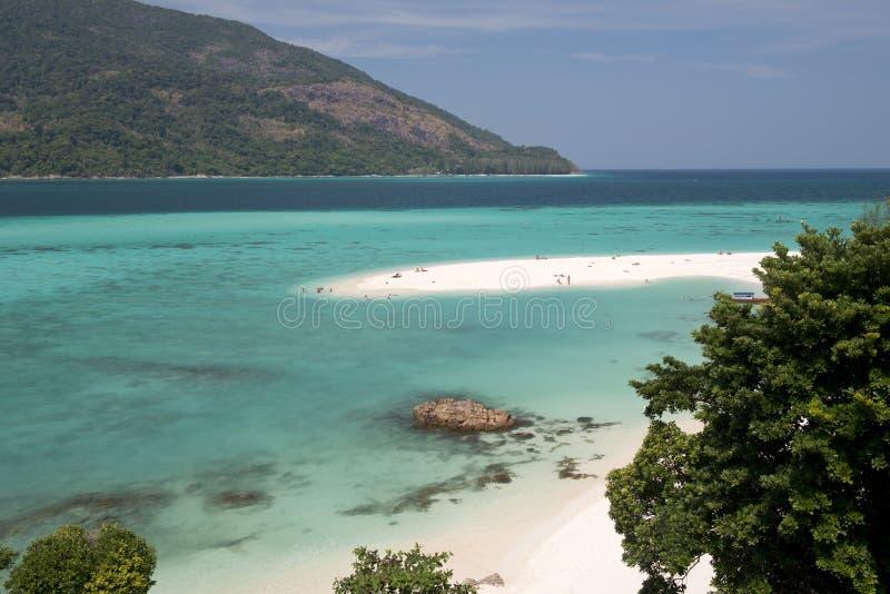 Ilha de Koh Lipe, Tailândia fotos de stock royalty free