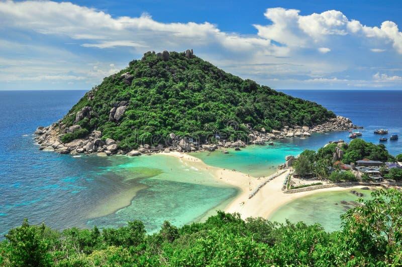 Ilha de Koh Tao, Tailândia fotos de stock