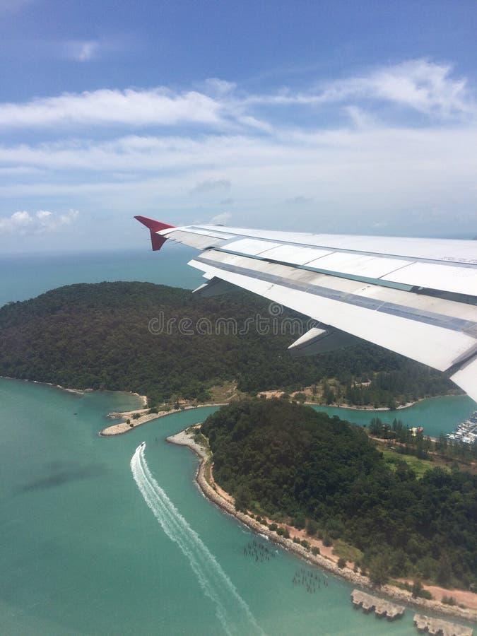 Ilha de Langkawi fotografia de stock royalty free