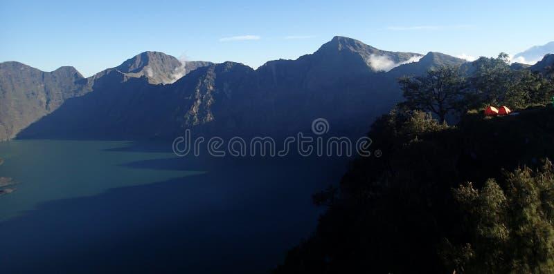 Ilha de Lombok imagem de stock