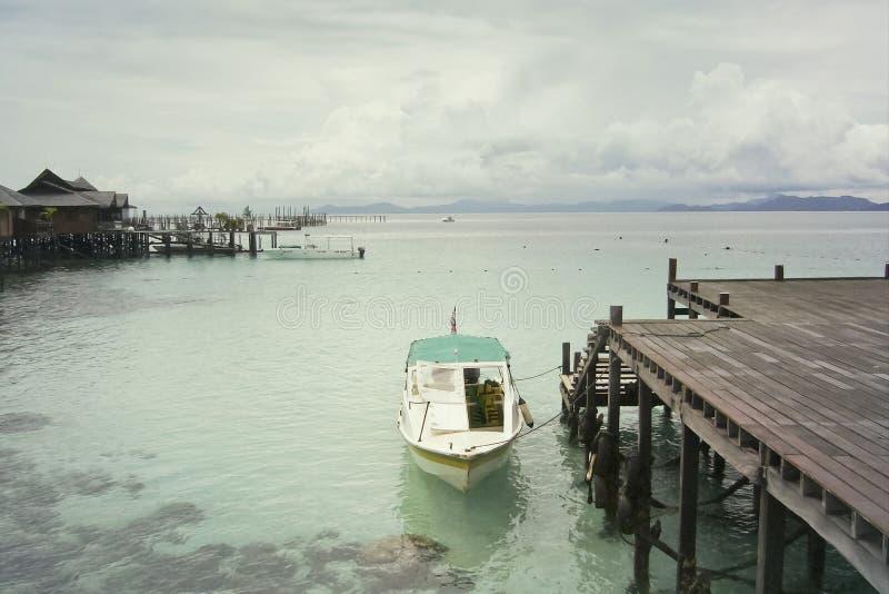 Ilha de Mabul fotos de stock