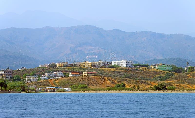 Ilha de Mediterranian fotografia de stock royalty free