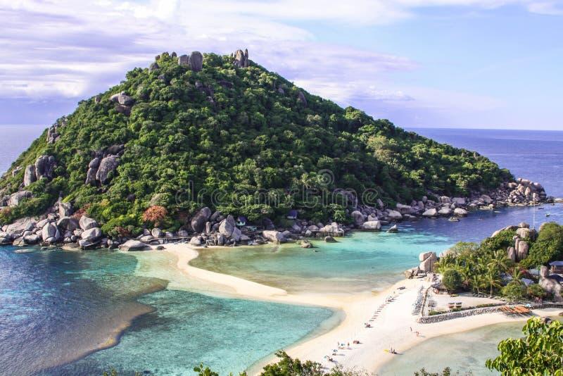 Ilha de Nangyuan fotografia de stock royalty free