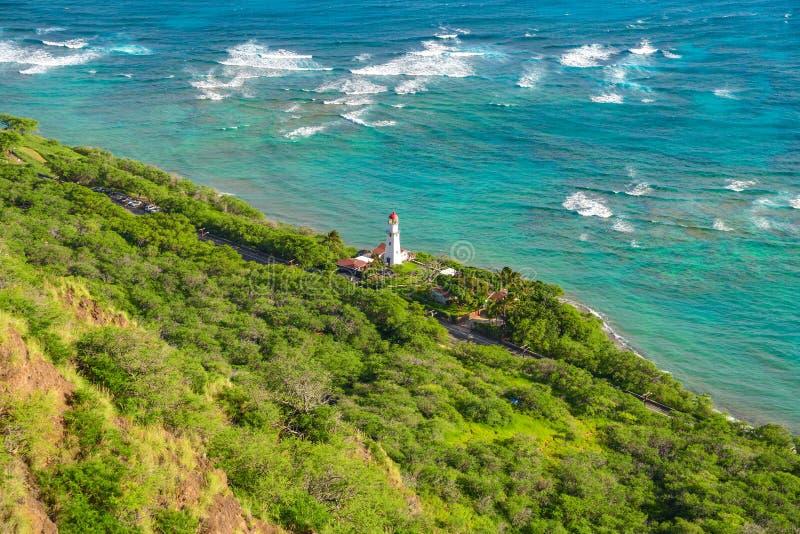 Ilha de Oahu, Havaí fotos de stock royalty free