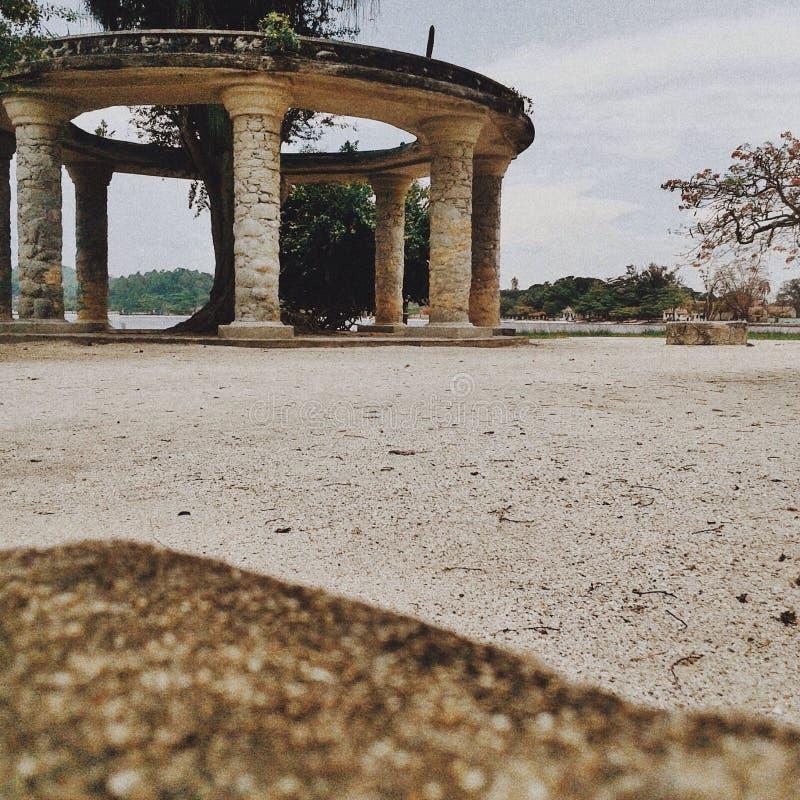 Ilha De paquetà ¡ - Rio De Janeiro zdjęcia stock