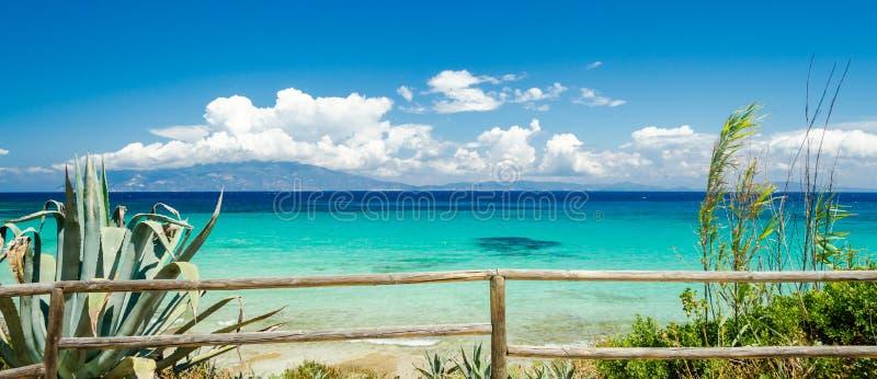 Ilha de Pianosa, Toscânia, Itália foto de stock