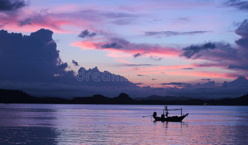Ilha de Pitux fotografia de stock royalty free