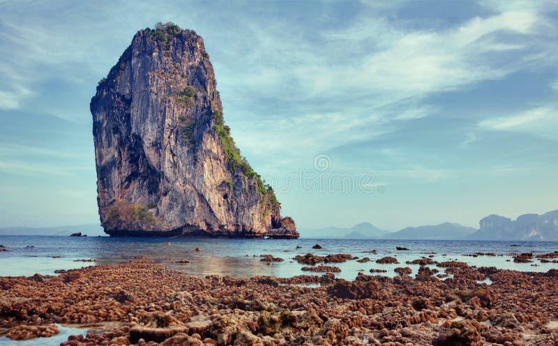 Ilha de Poda fotografia de stock royalty free
