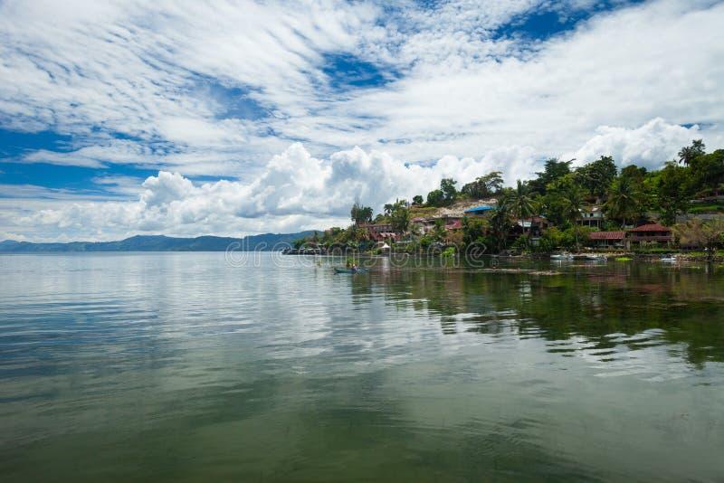 Ilha de Samosir fotos de stock royalty free