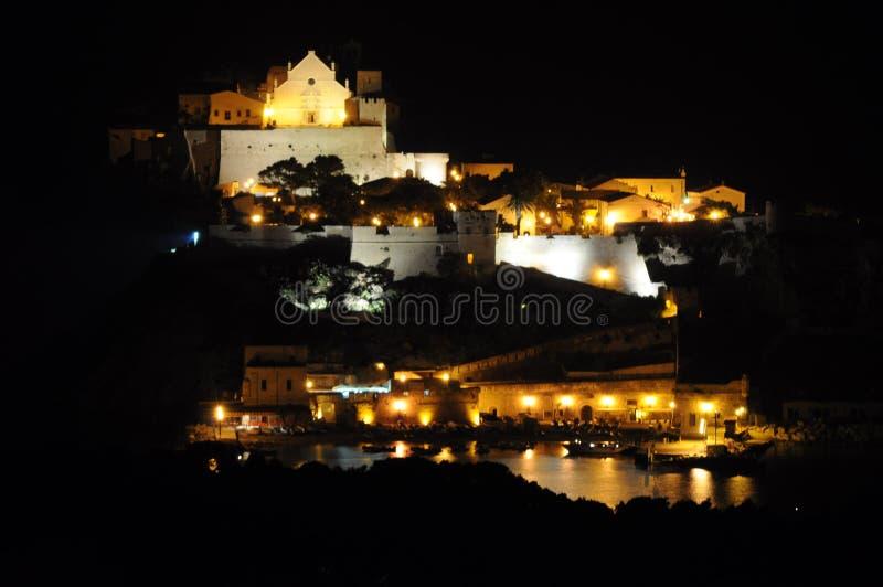 Ilha de San Nicola Tremiti fotografia de stock royalty free
