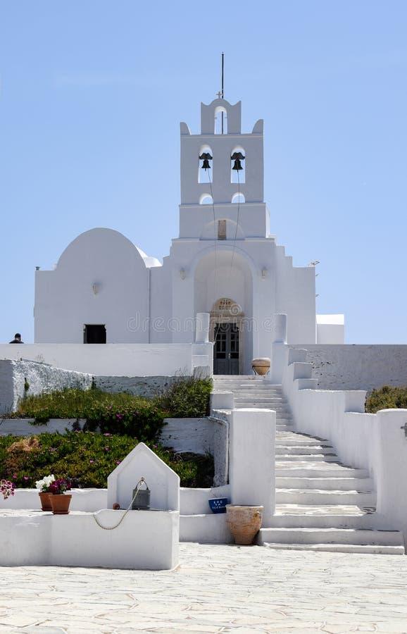 A ilha de Sifnos fotos de stock royalty free