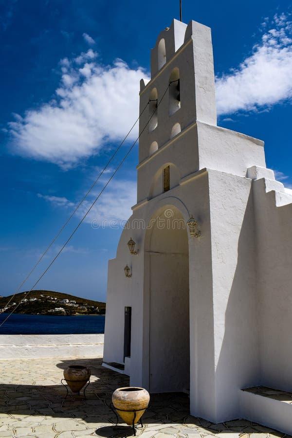 A ilha de Sifnos foto de stock royalty free