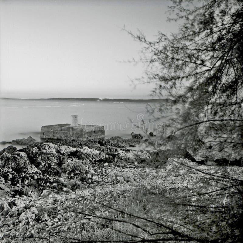 Download Ilha de Silba foto de stock. Imagem de azul, navel, fantástico - 80101320